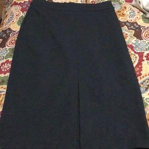NWOT J Crew 365 grey skirt